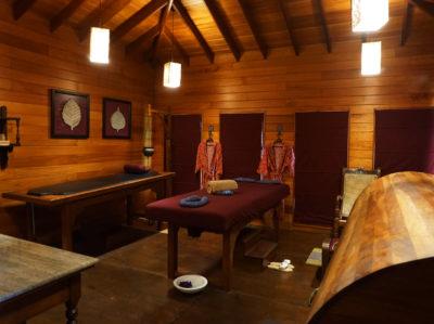 Spa at Villa Hundira